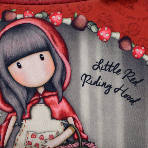 Neoprén neszesszer - Gorjuss - Little Red Riding Hood