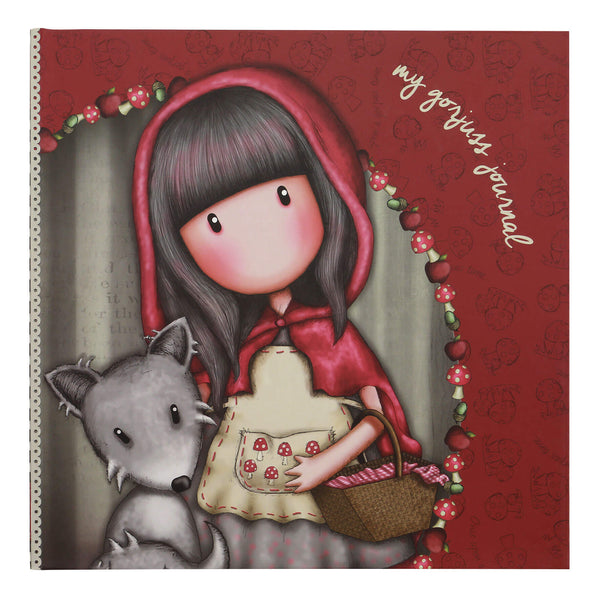 Scrapbook készlet - Gorjuss  - Little Red Riding Hood