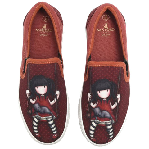 Slip-on - 33-as - Gorjuss - Ruby
