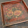 Weathered antique tray | Wabi Sabi decorations