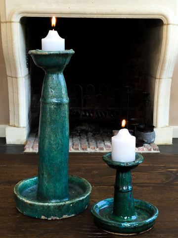Antique candle holder - SERES Collection  - 1