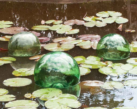 Chinese Glass Floats