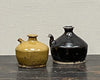 Antique Black & Brown Pots - Antique Chinese Pottery