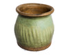 Weathered Pot in Green Celadon | Chinese Pottery | Seres Collection