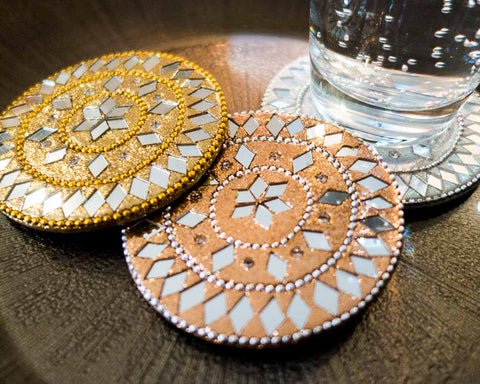 Festive coaster - Limited Edition - SERES Collection  - 1