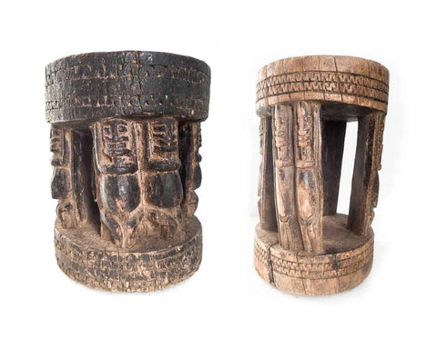 Authentic Dogon stool from Mali - SERES Collection