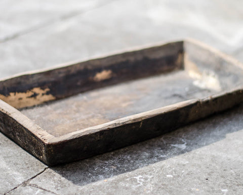 Weathered tray - SERES Collection  - 1