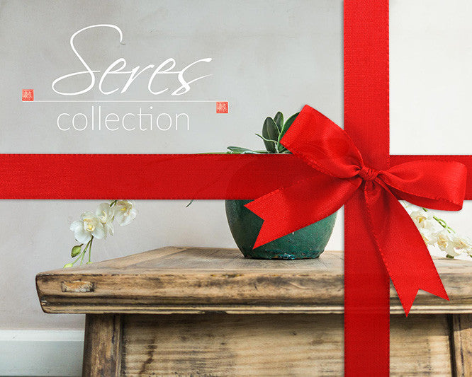 Gift eCard - SERES Collection, unique interior decorations & furniture