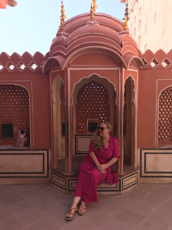 48 hours in Jaipur - Dilli Grey