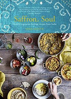 Saffron Soul by Mira Manek - Dilli Grey