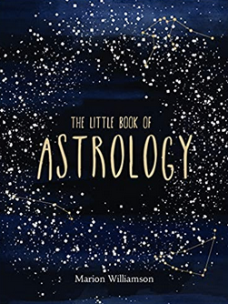 The Little Book of Astrology by Marion Williamson - Dilli Grey