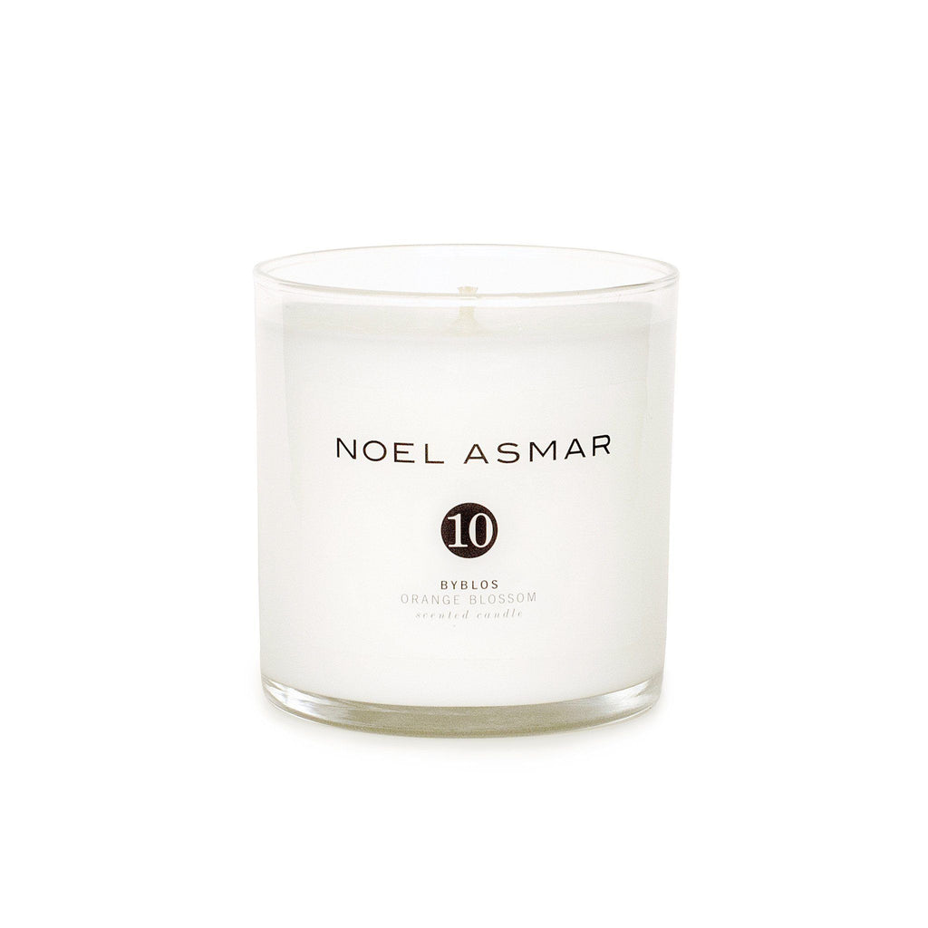 Scented Candle - No. 10. Byblos