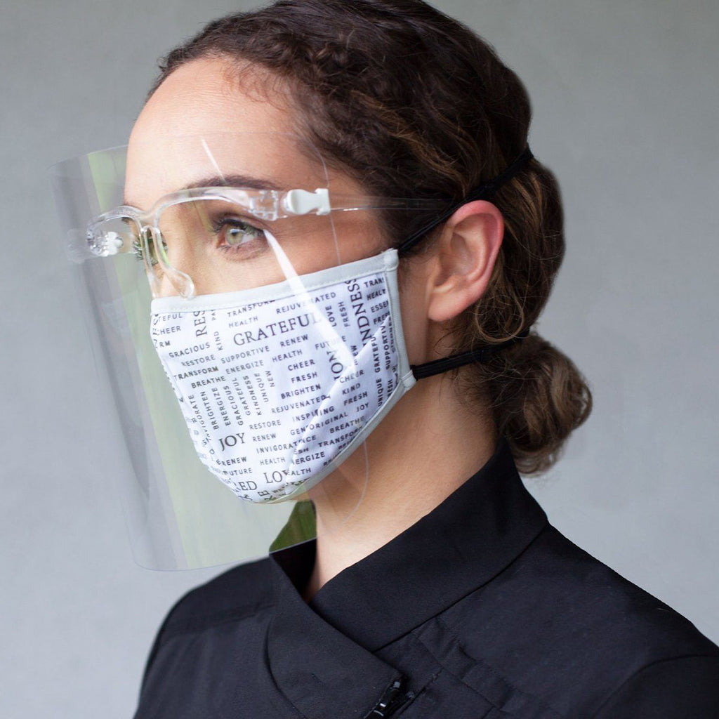 Replacement Face Shields (10-pack)