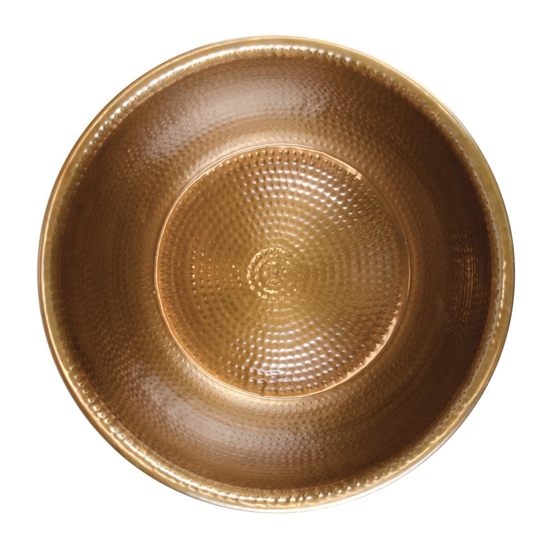 Noel Asmar Hammered Copper Pedicure Bowl