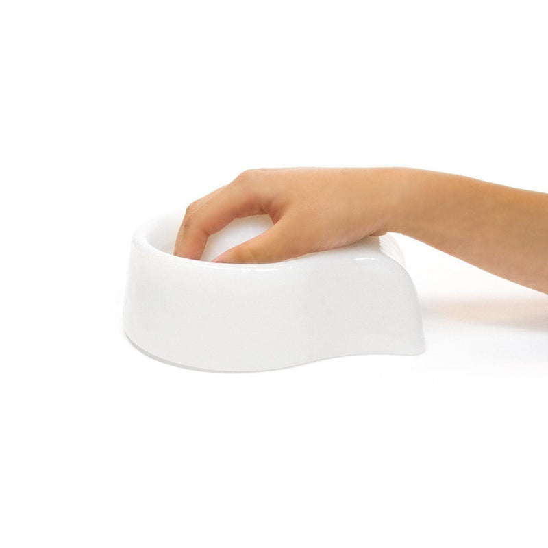 White Manicure Bowl