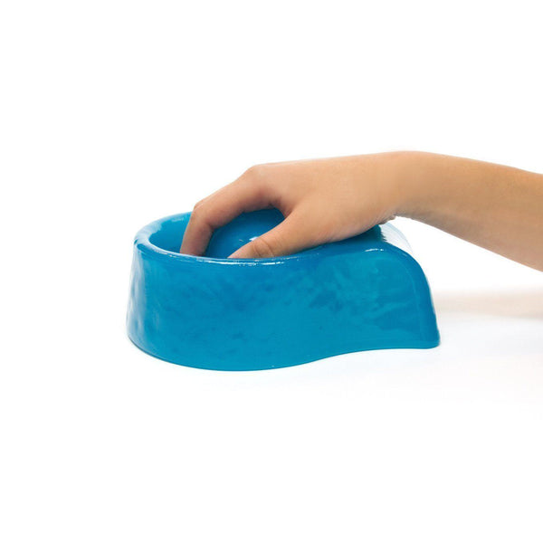Blue Manicure Bowl