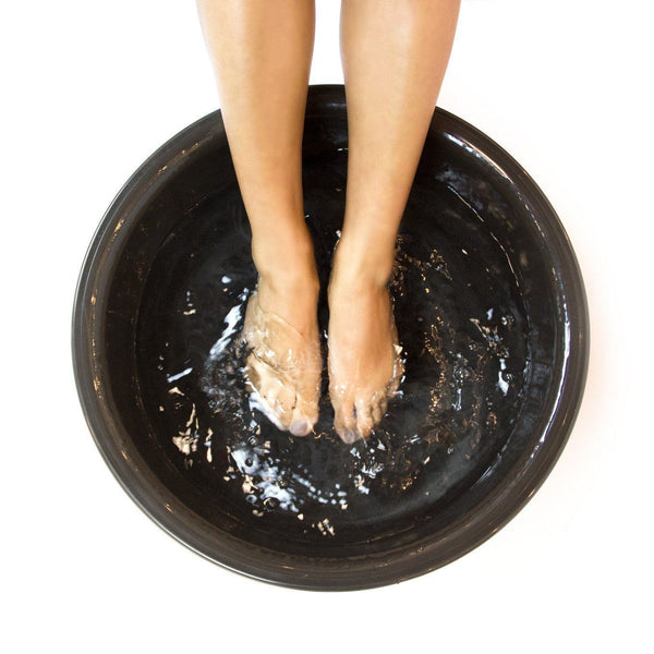 Black Pedicure Bowl