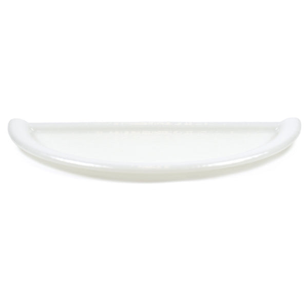 White Pedicure Bowl Footrest