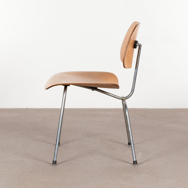 Charles and Ray Eames DCM Ash 1950