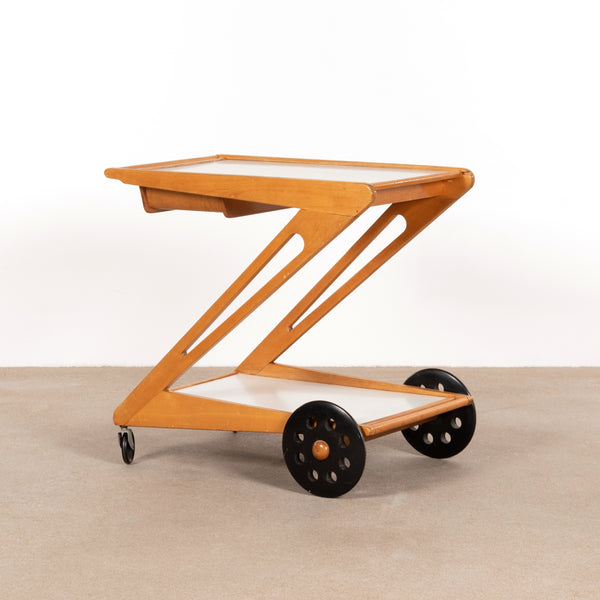 Cees Braakman Mobilo PE03 Trolley for UMS Pastoe