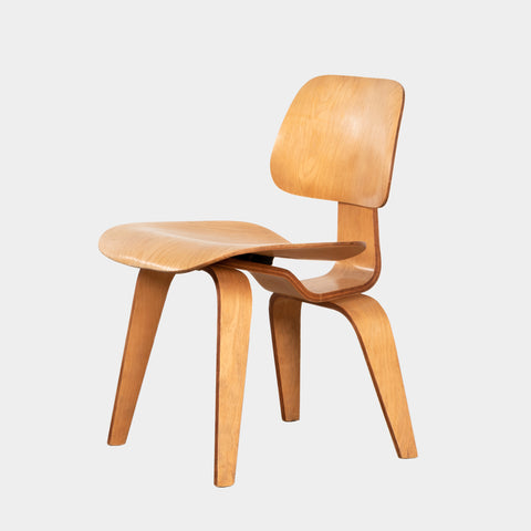 Charles and Ray Eames DCW Maple September 1951