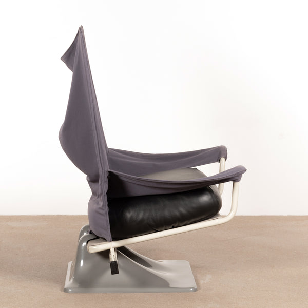 Paolo Deganello AEO Lounge chair (3)