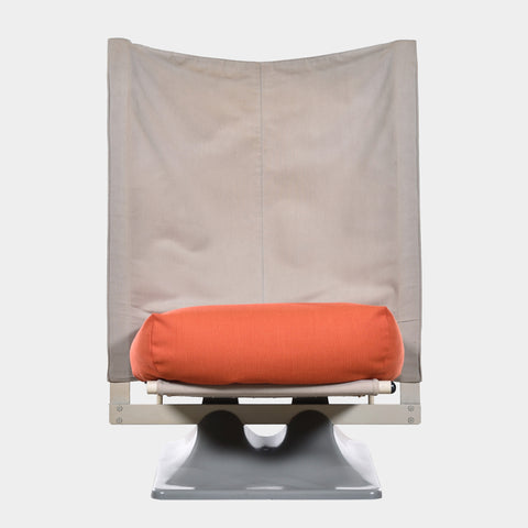 Paolo Deganello AEO Lounge chair Cassina 1973