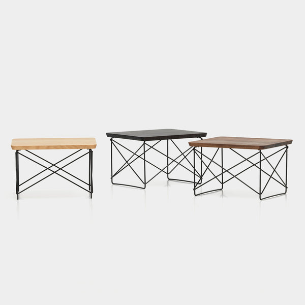 Charles U0026 Ray Eames LTR Table Solid Wood