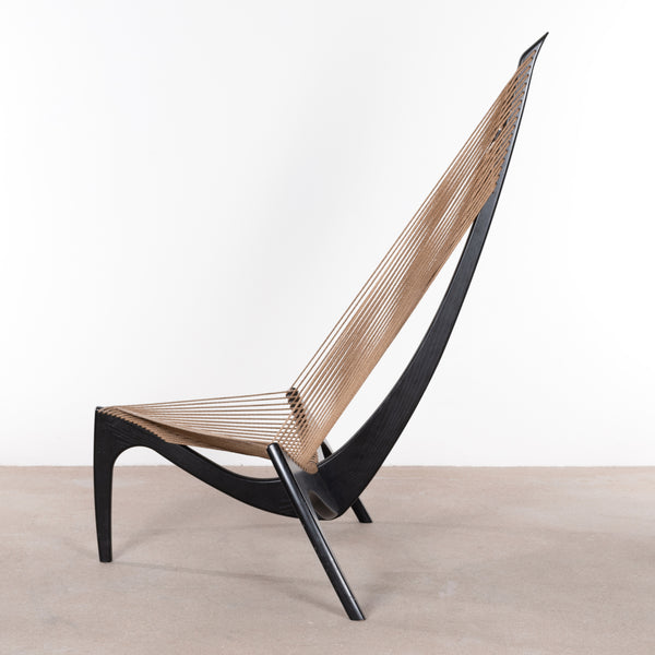 Jorgen Hovelskov Harp Lounge Chair for Jorgen Christensens