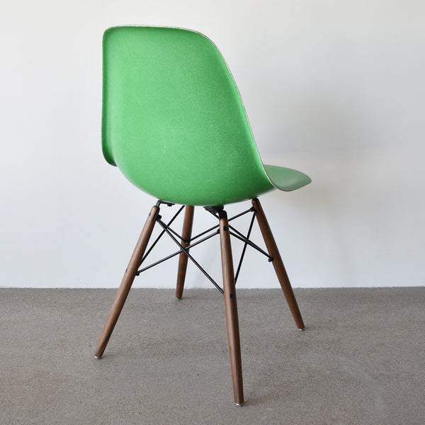 Charles and Ray Eames DSW Cadmium Green