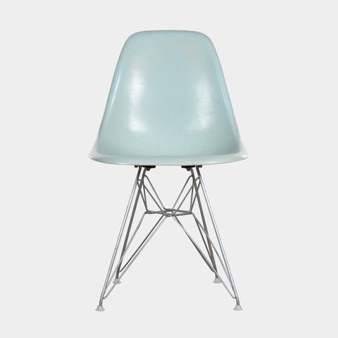 Charles and Ray Eames DSR Light Blue