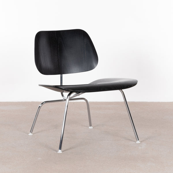 Charles and Ray Eames LCM Black ebonized ash plywood