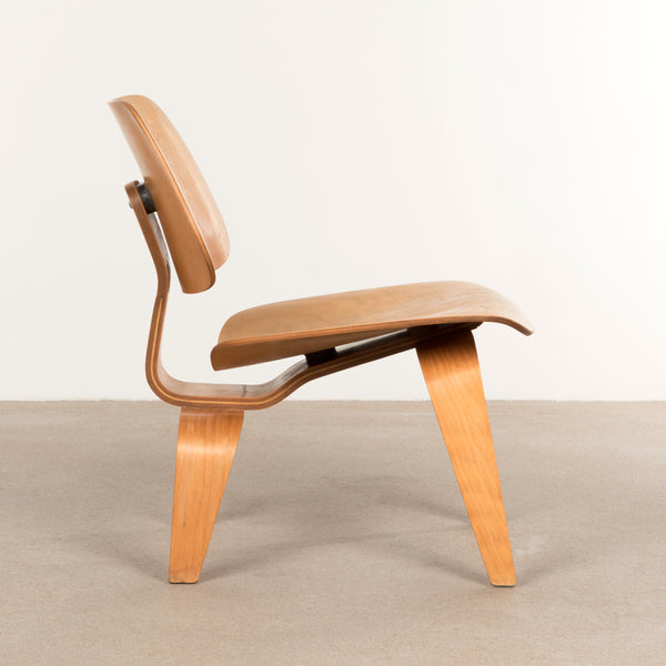 Charles and Ray Eames Maple LCW Herman Miller