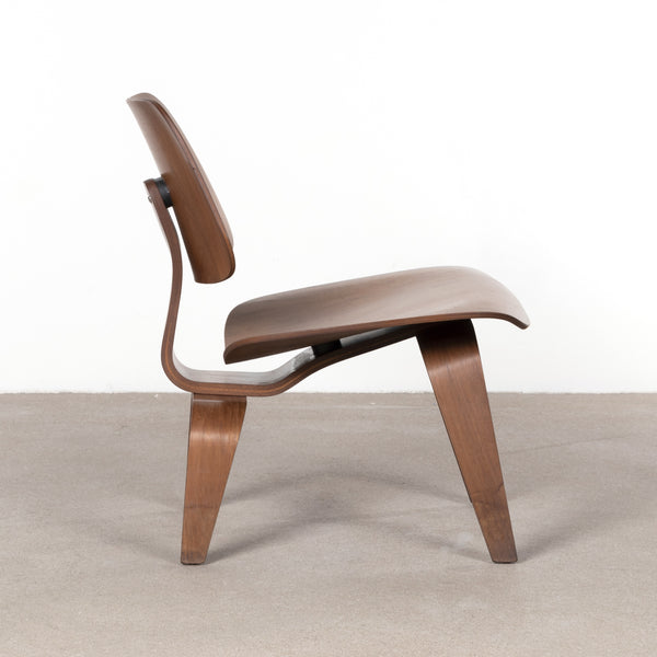Charles & Ray Eames LCW Walnut (3) Herman Miller