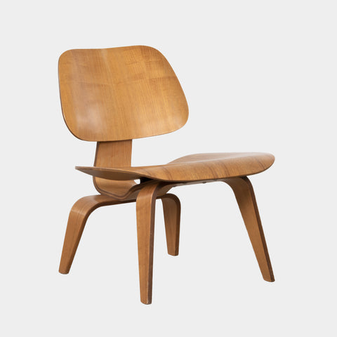 Charles and Ray Eames LCW Ash Herman Miller 1951