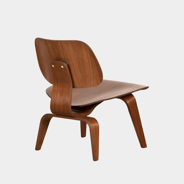 Charles & Ray Eames LCW Walnut Herman Miller