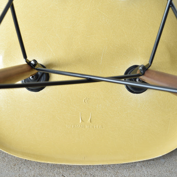 Eames DSW Ochre Light