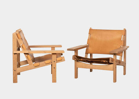 Kurt Østervig Hunting Chairs (model 168)