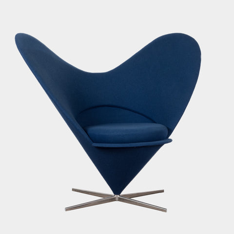 Verner Panton Cone Heart Chair Vitra