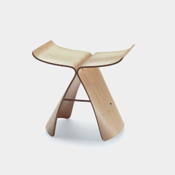 Sori Yanagi Butterfly Stool Maple