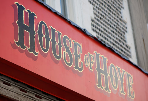 House of Hoye shop front
