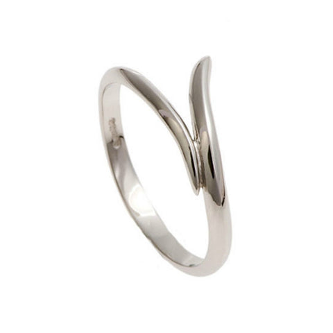 Tulip Platinum Wedding Ring