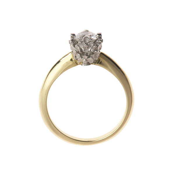 Collette 18ct Yellow Gold .50pt Diamond Ring