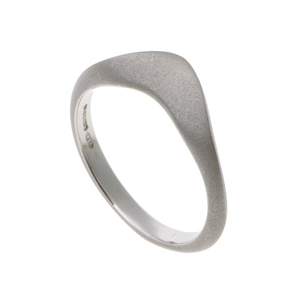 Collette 18ct White Gold Wedding Ring