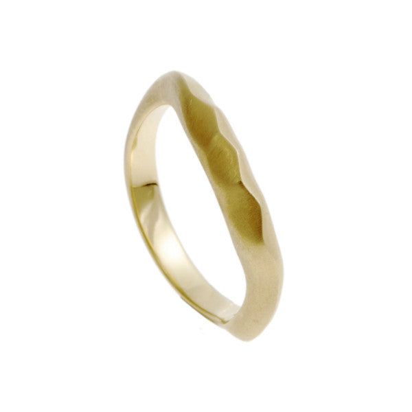 Triffid 18ct Gold VR1 Wedding Ring