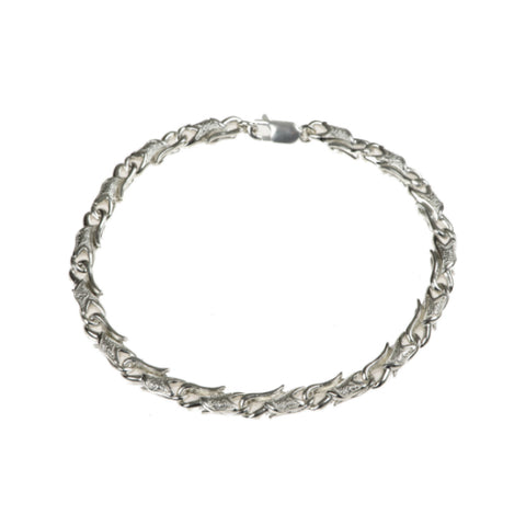 Libertine Small Serpent Link Bracelet