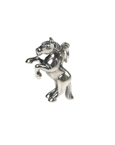 Wild Horse Silver Charm
