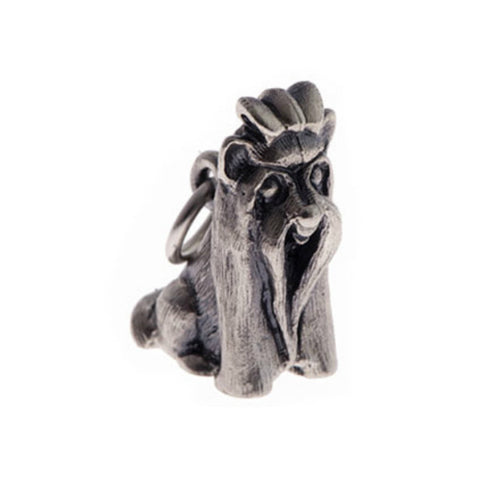 Silver Bessie The Yorkshire Terrier Charm