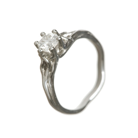 Enchanted Platinum .50pt Diamond Solitaire