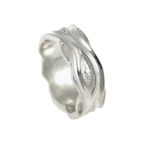 Libertine Silver 9mm Band